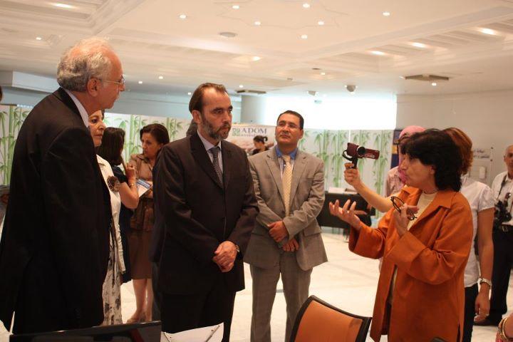 ministre tunisien de la santé