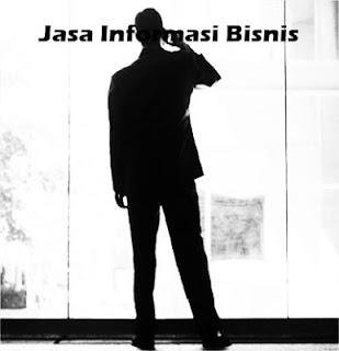 Jasa Informasi Bisnis