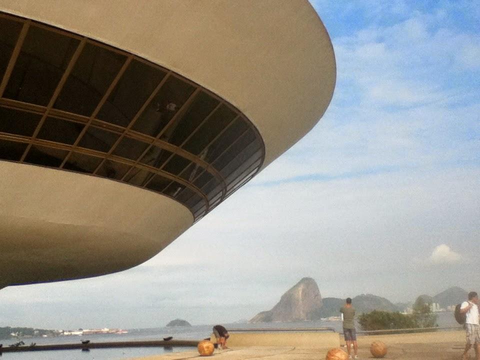 Oscar Niemeyer Museum, Niteroi