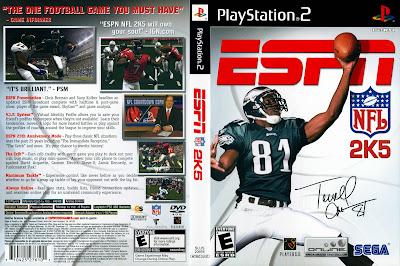 ESPN NFL 2K5 ISO ROM