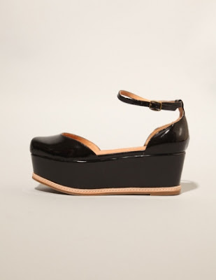 Mary Jane Flatforms