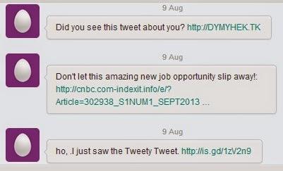 Cara Mengatasi DM Spam Twitter