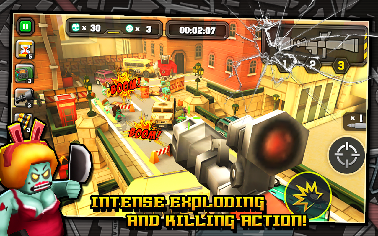 Action of Mayday: Last Defense v1.0.4 APK+DATA [Unlimited Coins/Gems]