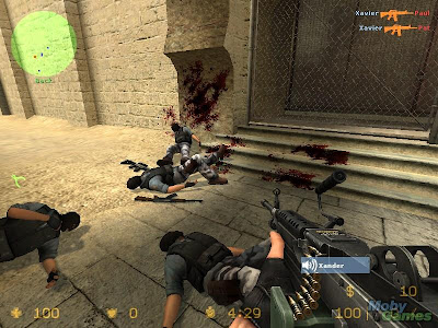 Counter Strike: Source Screenshots