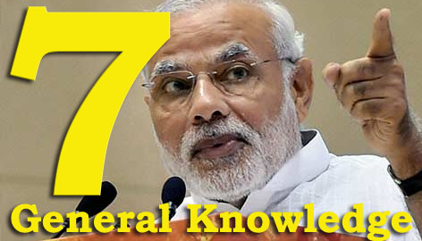 Kerala PSC General Knowledge Question and Answers - 7