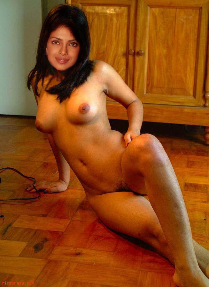 Priyanka Chopra Nude On Bed