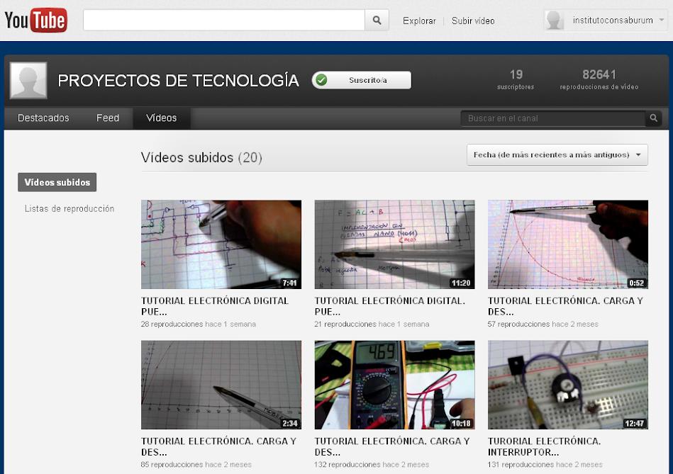 TV DE TECNOLOGÍA