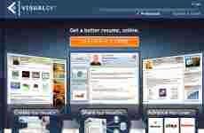 VisualCV: permite crear un Curriculum Vitae online con fotos, videos, gráficos y texto
