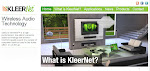 Visit the KleerNet Website