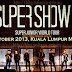 Super Junior SS5 Concert KL Malaysia 2013