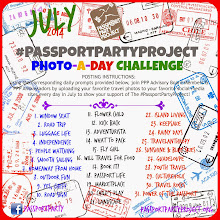 The #PassportPartyProject Photo-A-Day Challenge begins July 1, 2014!