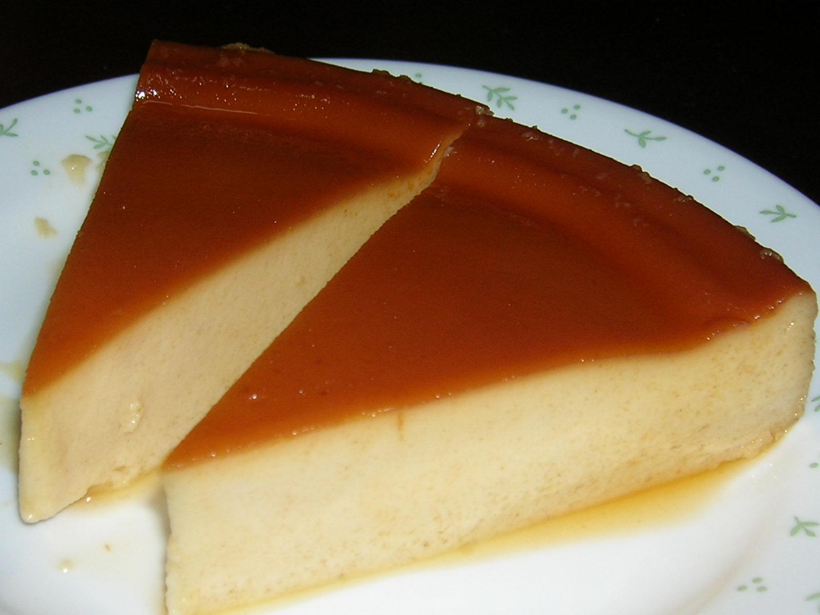 Image Result For Kek Puding Karamel