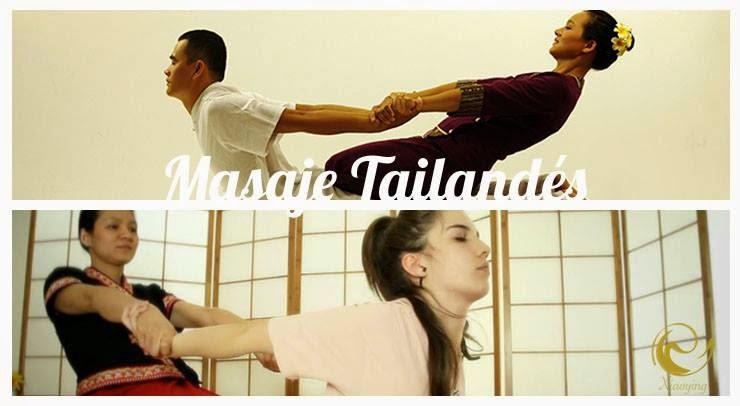 masaje tailandés en Xiao Ying centro de masajes en Madrid