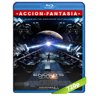 El Juego De Ender (2013) BRRip 720p Audio Trial Latino-Castellano-Ingles 5.1