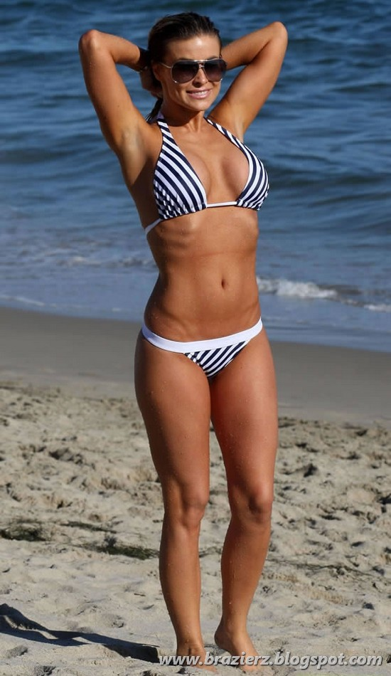 Ginger Zee In Bathing Suite http://brazierz.blogspot.com/2012/03