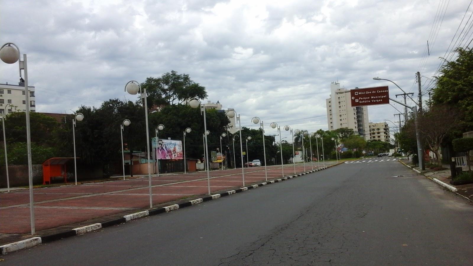 LifePark Canoas - Rua Liberdade