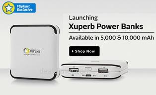 Xuperb-power-bank-5000mah-rs-699-10000mah-rs-1199-flipkart