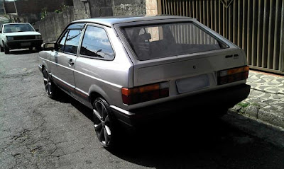GOL TURBO FORJADO