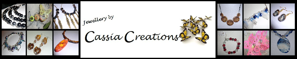 CassiaCreations Jewellery and Hair Accessories