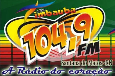 Rádio Timbauba 104,9 FM - Santana do Matos