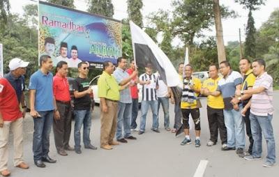 Pak Majid Berjalan Kaki Dari Kuala Lipis ke Kuantan