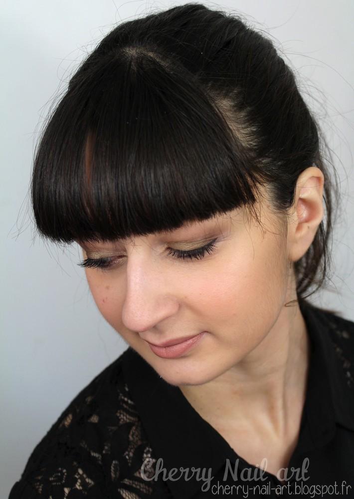 """Maquillage olive et marron pour tous les jours avec """"sumptuous olive"""" de MAC"""
