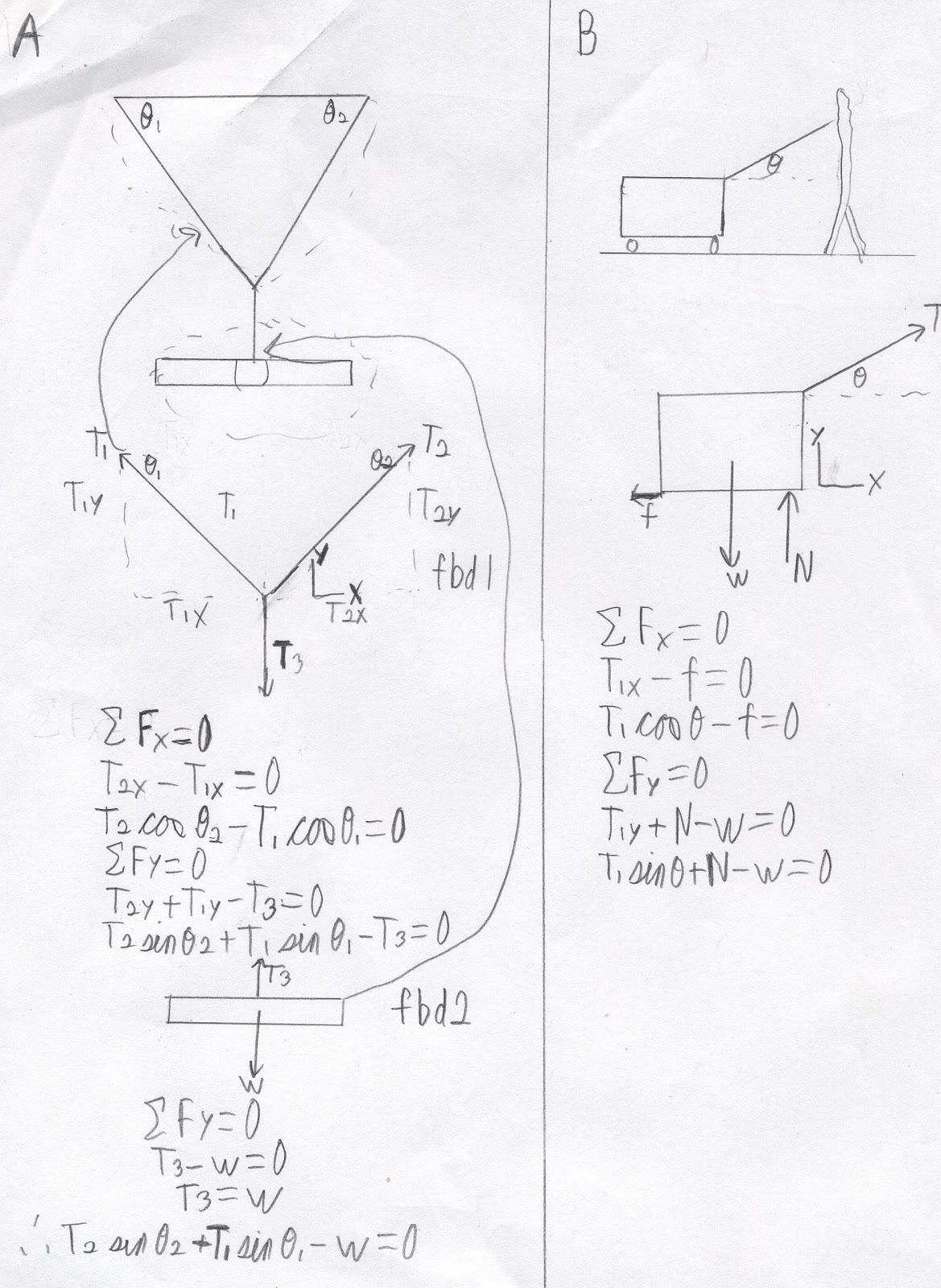 Newtonian mechanics equilibrium 2 my math spot examples pooptronica