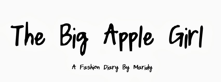 The Big Apple Girl