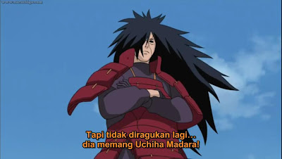 "Download Naruto Shippuden Episode 322 ""Uchiha Madara"" Bahasa Indonesia"