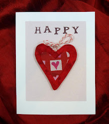 Happy Heart Card Tutorial