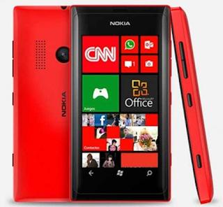 Nokia Lumia 505, Harga Nokia Lumia 505, Spesifikasi Nokia Lumia 505