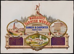 Poster, Prang and Mayer, Lithographer, Boston, c. 1856-60; Advertising Ephemera Collection, Baker Library