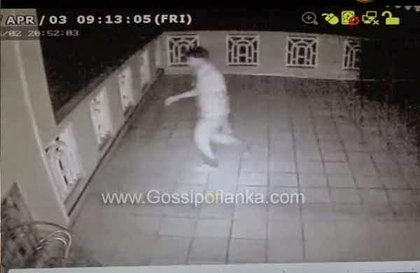 Gossip Lanka News - Man Dies After Ran Away from Police at Pasyala (CCTV camera footage)