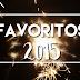 Favoritos do ano (e que venha 2016)!