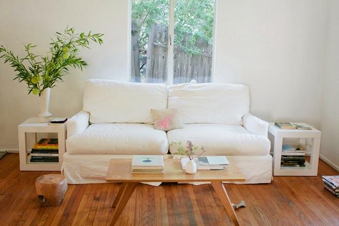 Una vivienda envuelta en simplicidad y sencillez
