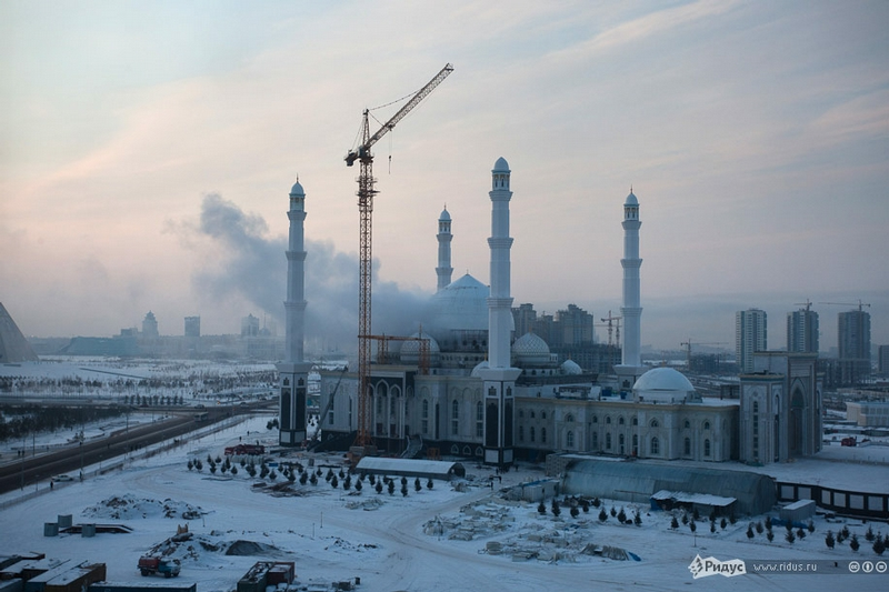 Masjid Khazret Sultan Cermin Keagungan Arsitektur Islam