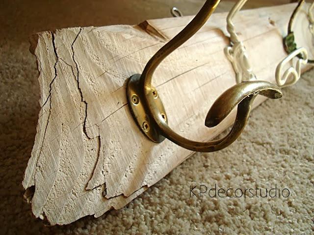 Perchero vintage online antiguo de madera