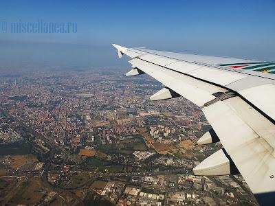 La revedere Milano