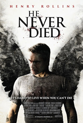 He Never Died (2015) English Movie HDRip 720p 650MB Download