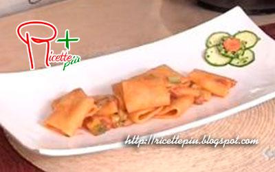 Paccheri Zucchine e Borlotti di Cotto e Mangiato