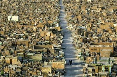 kuburan paling besar didunia