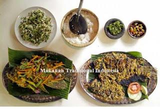 Sehatnya Makanan Tradisional Indonesia
