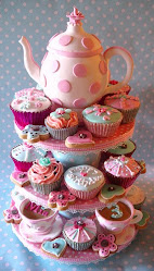 Cupcakes & Teasets