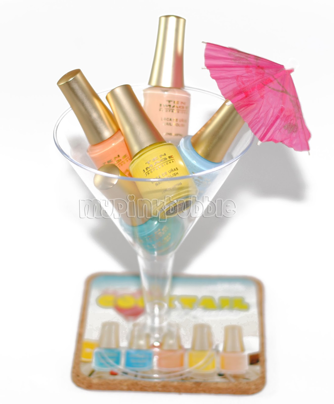 Cocktail nails de ten image