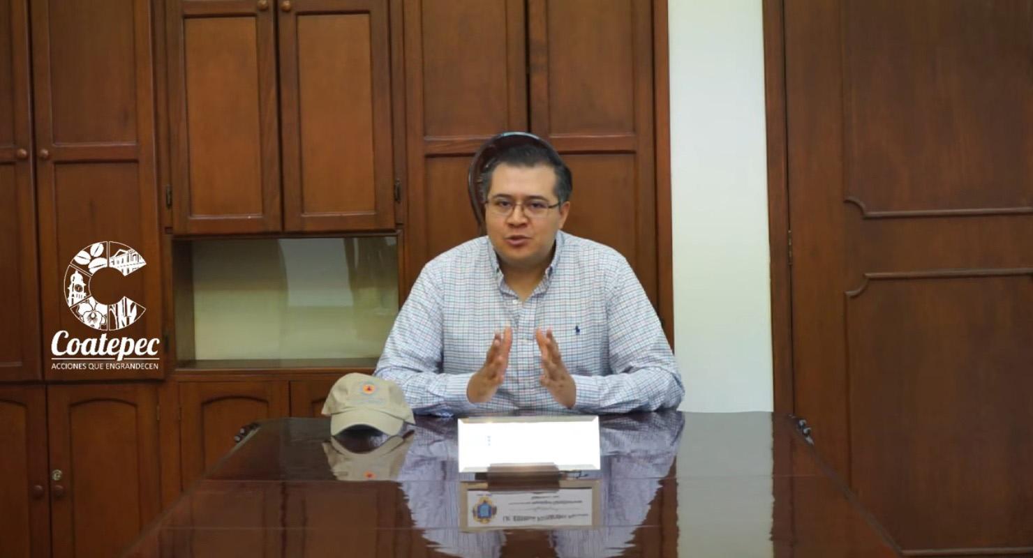 ACTIVA GOBIERNO DE COATEPEC PROGRAMA DE AUXILIO Y ENTREGA DE APOYOS A DAMNIFICADOS POR LLUVIAS