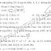 Chuyên đề Phương pháp tọa độ trong không gian - Lê Văn Đoàn
