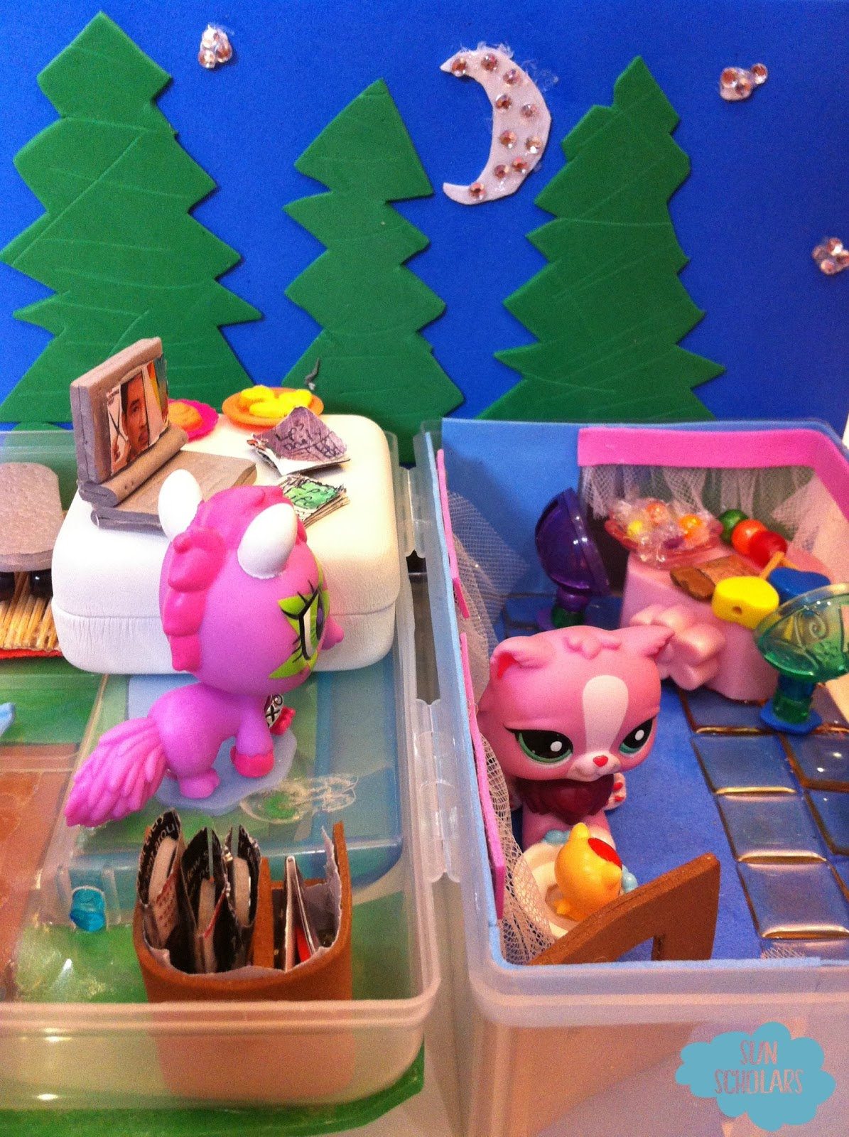 Kids Craft Travel Play Set Guest Post Red Ted Arts Blog