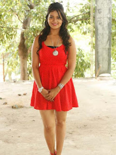 Ashwini New Stills at Pelliki Mundu Prema Katha Launch Event