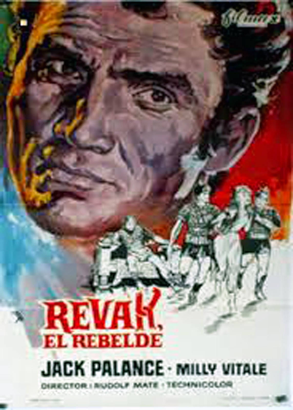 Revak, el rebelde (1960)
