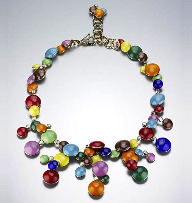 Rainbow of the Week: Suzanne Syz Smarties and Life Savers Fine Jewelry
